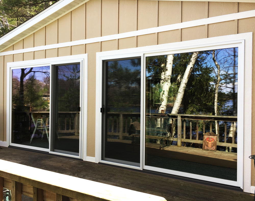 Aluminum Clad Sliding Patio Doors Casco Industries
